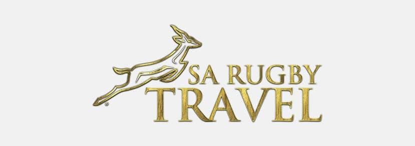 SA Rugby Travel Logo